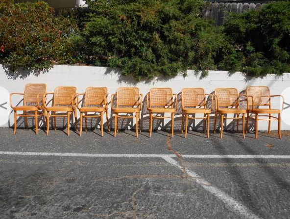 Craigslist Thonet Chairs