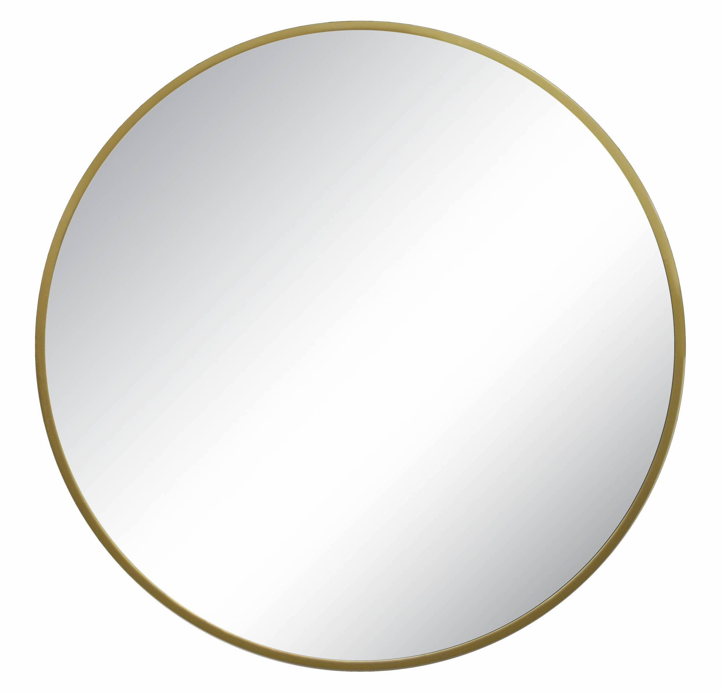 Target Threshold Round Brass Mirror.jpeg