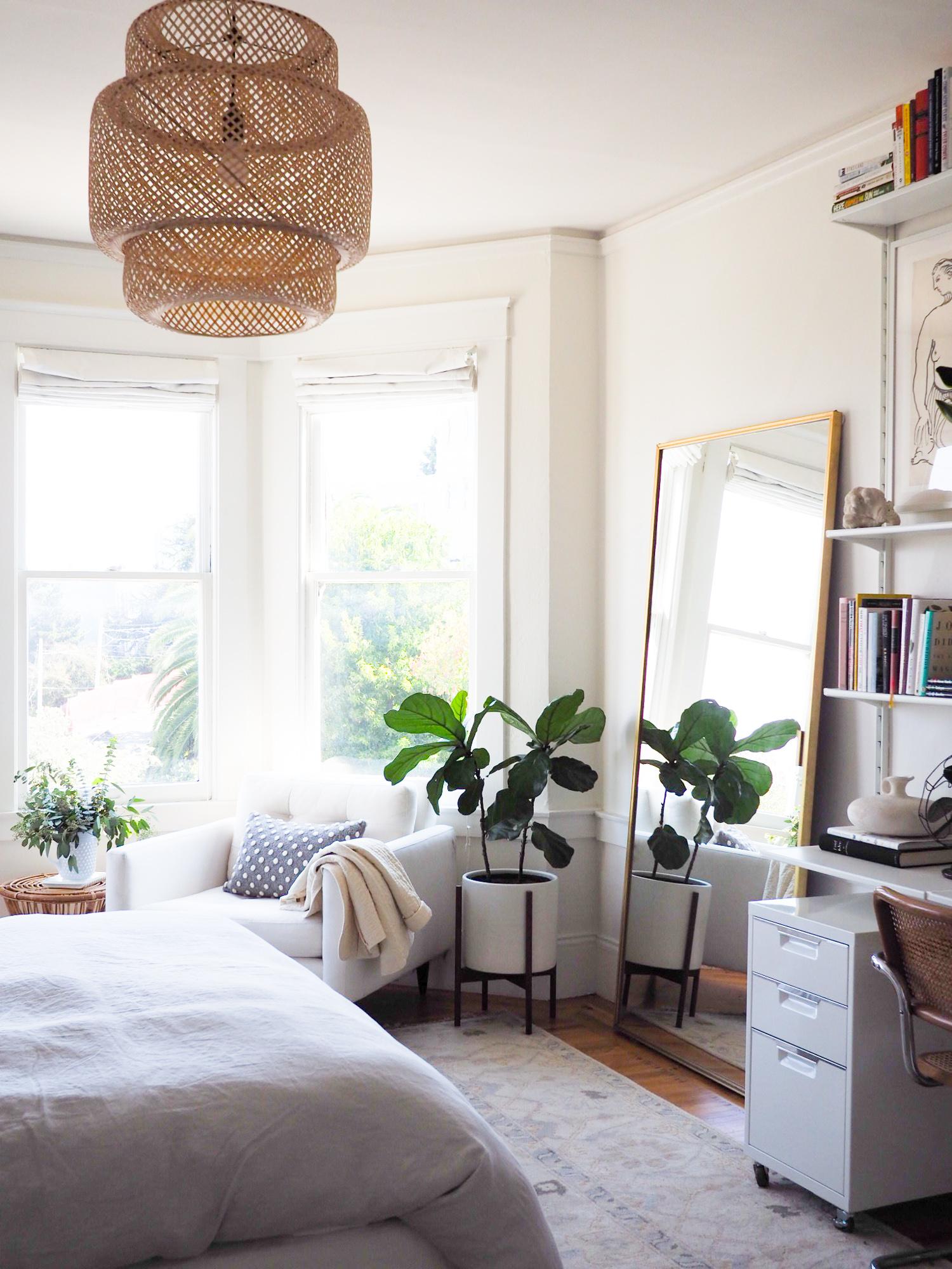 My Home Tour: The Bedroom — Eliza Kern Design