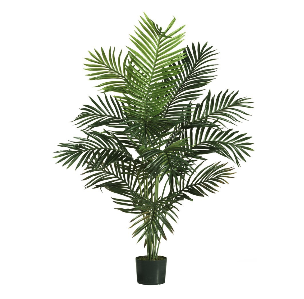 2. Nearly Natural Palm ($61)