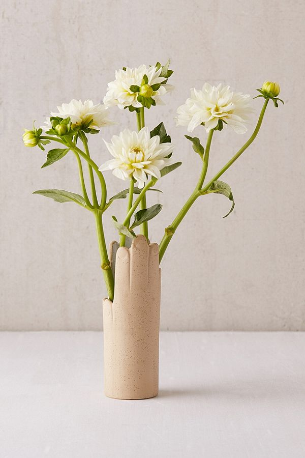 7. Hand Vase ($16)