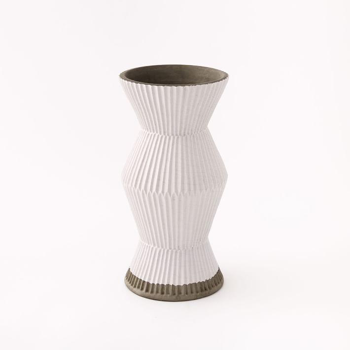 15. Accordion Vase ($34)