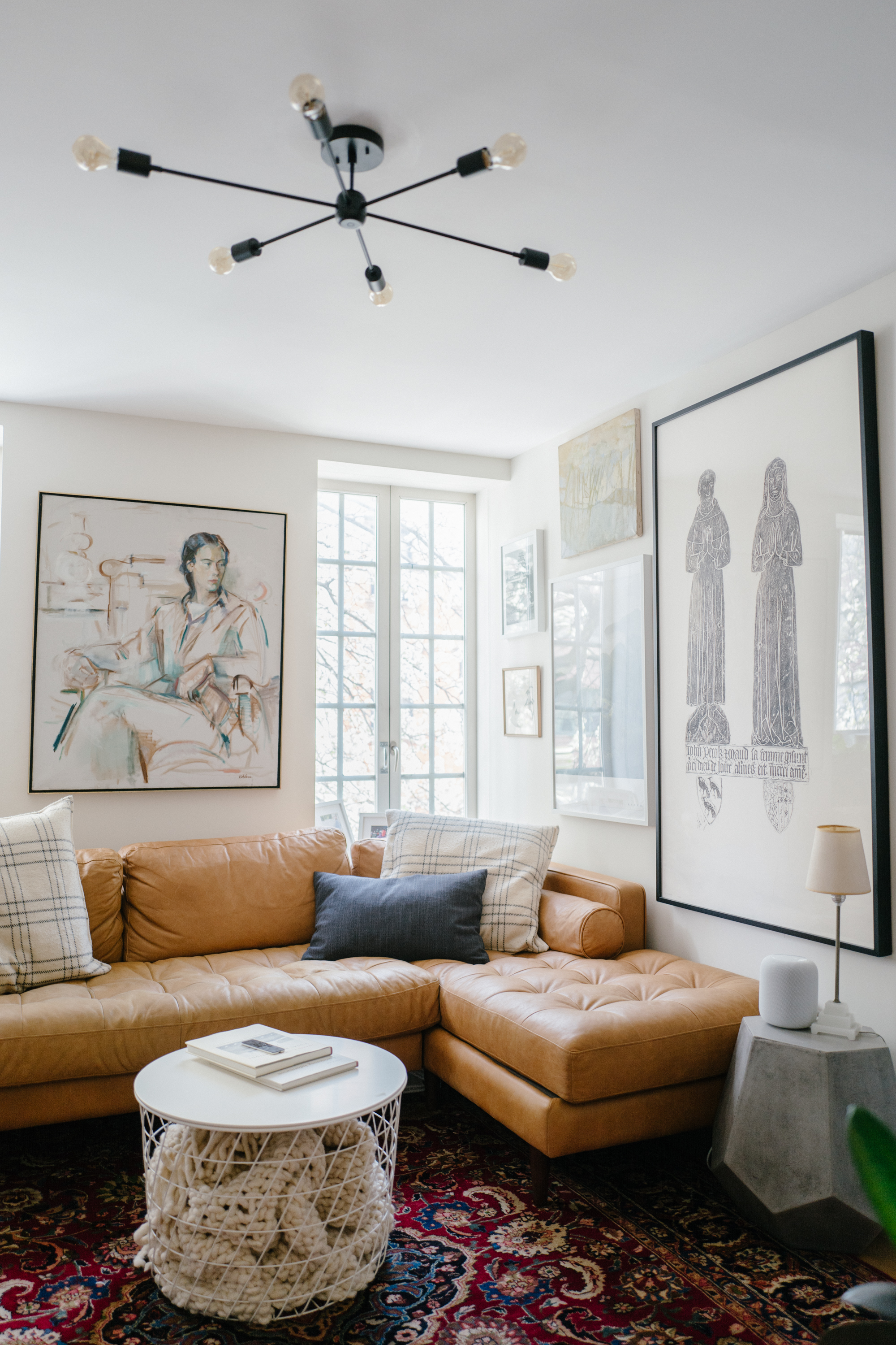 Before And After Greenwich Village Apartment Eliza Kern