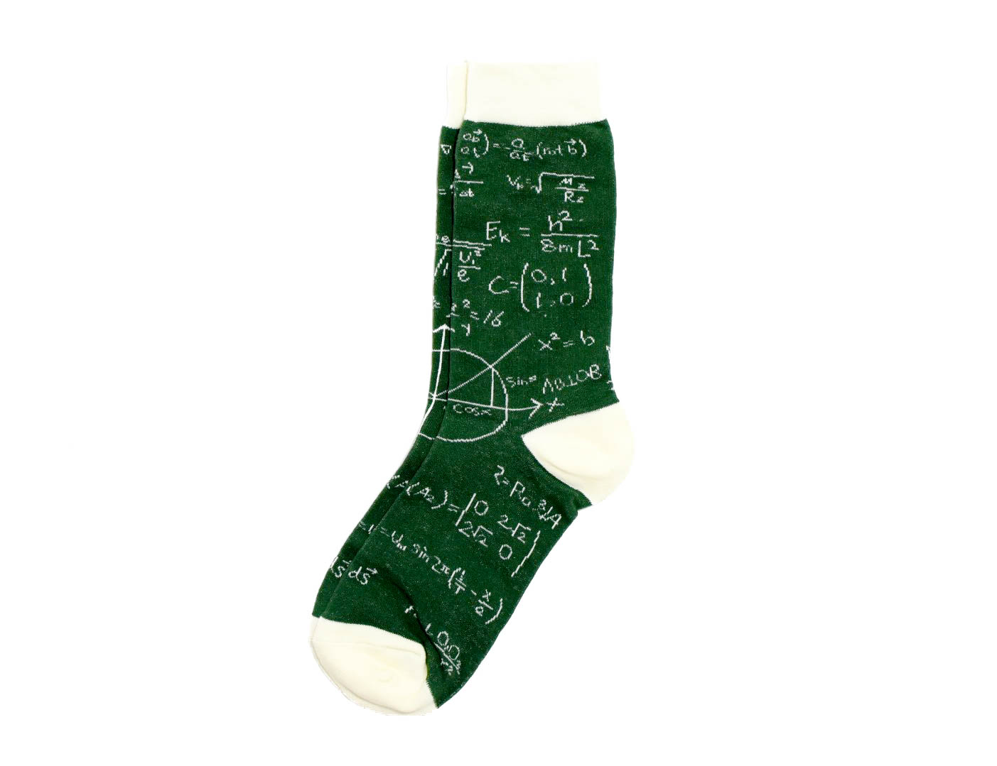 Cheat Sheet socks