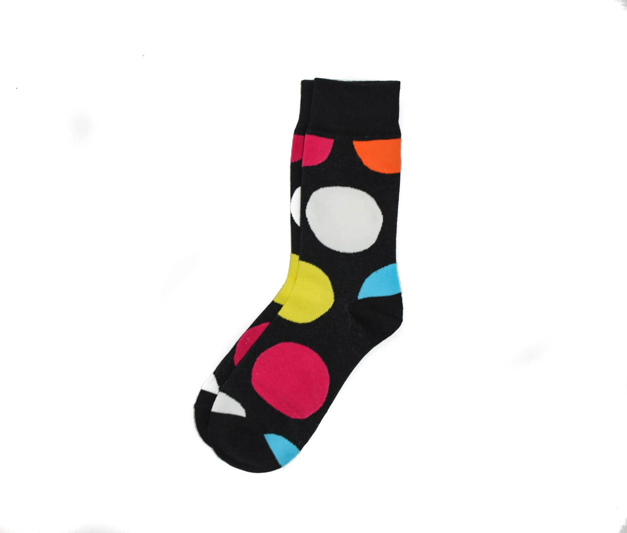 Cool 80's baby socks
