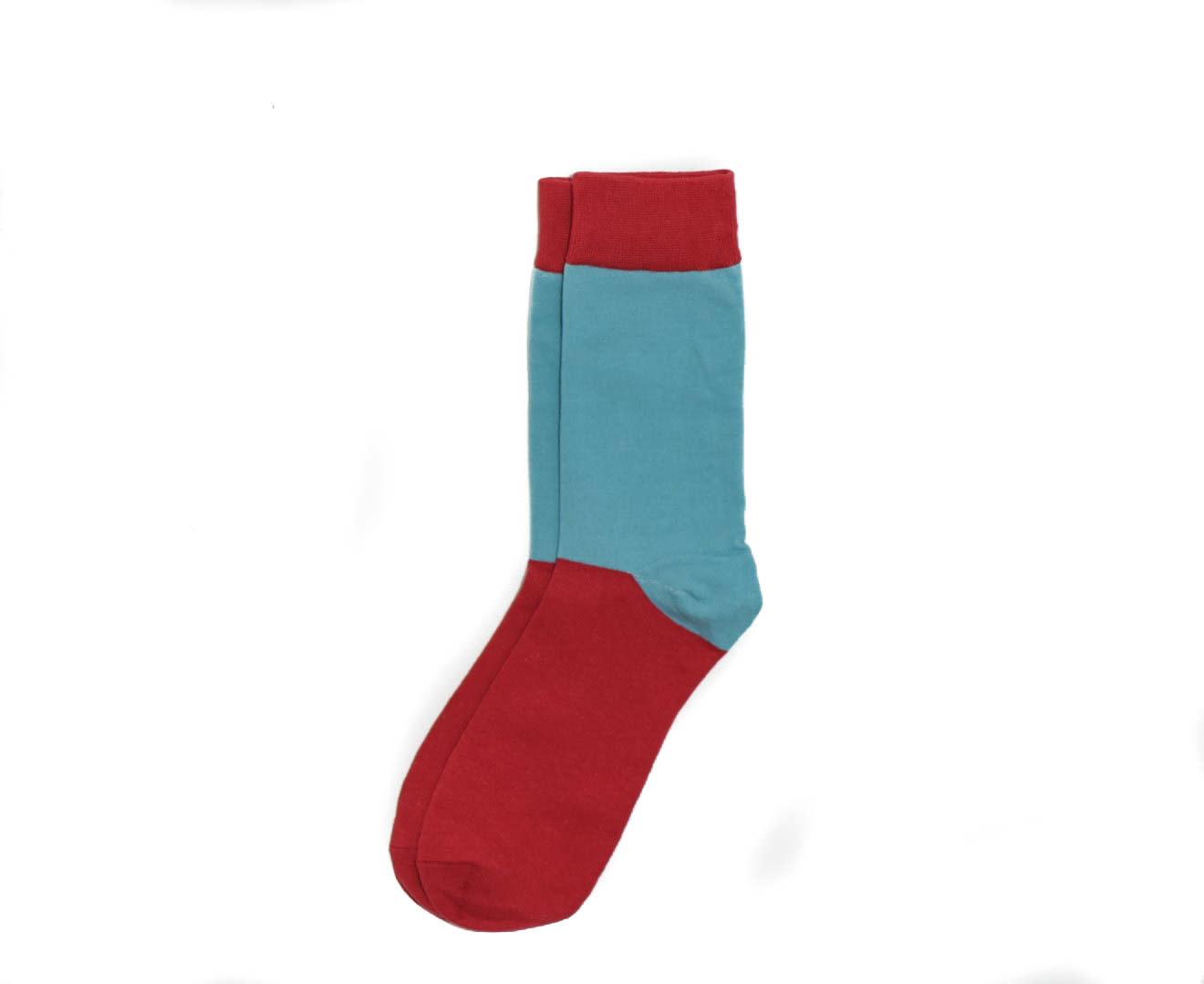 Sport socks Phillies theme