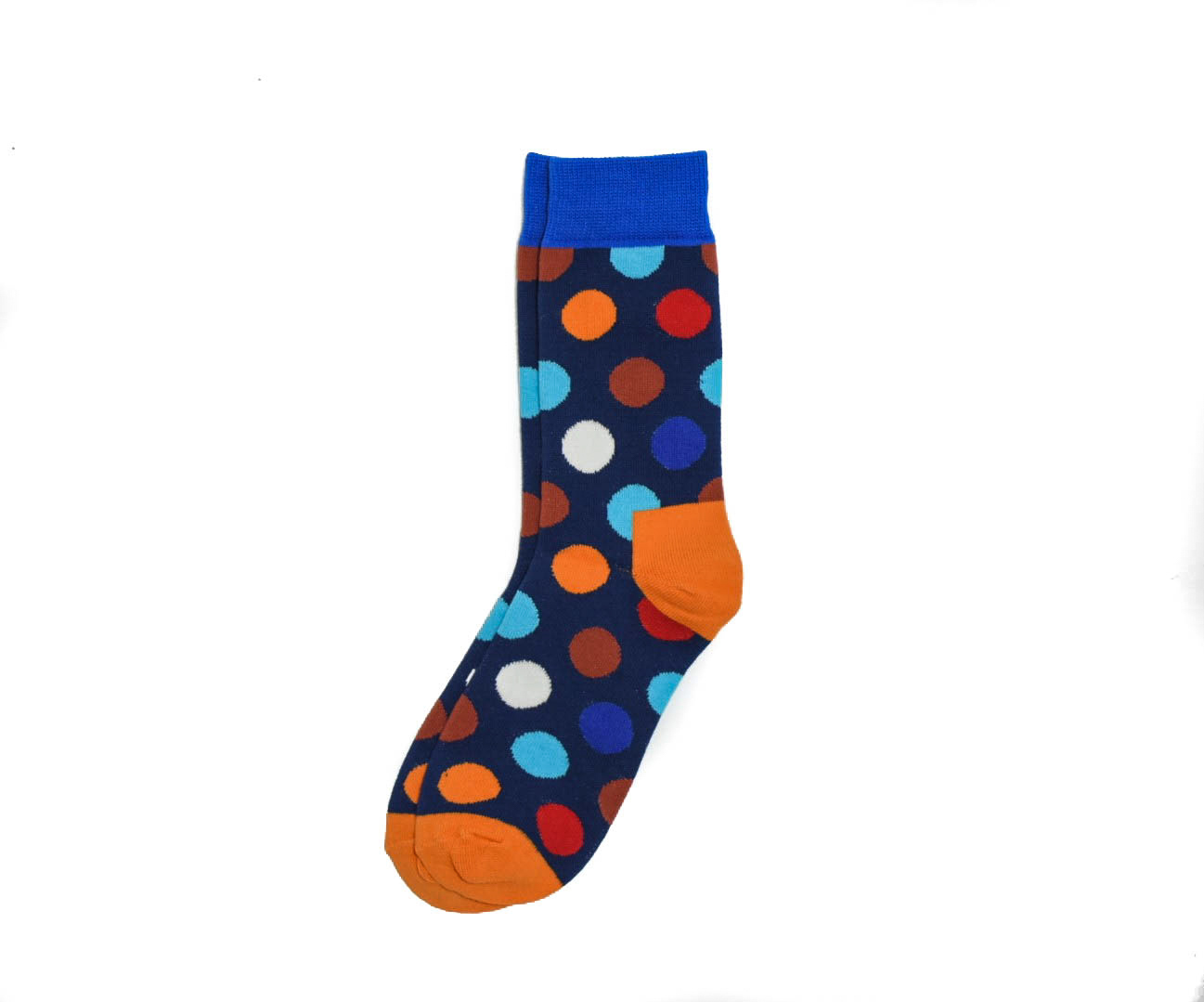 Polky Dot Spotlight Socks