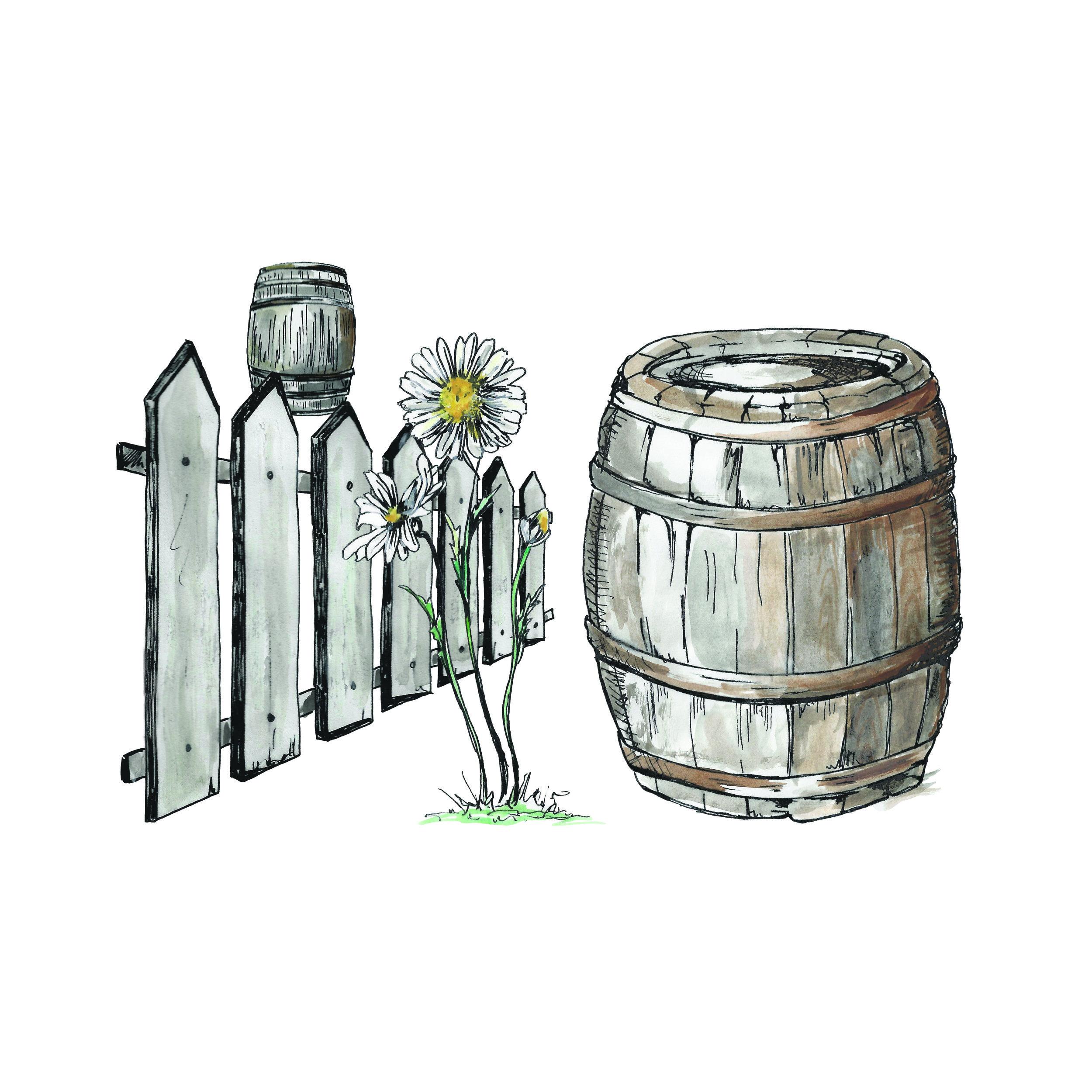 Barrels of Gin