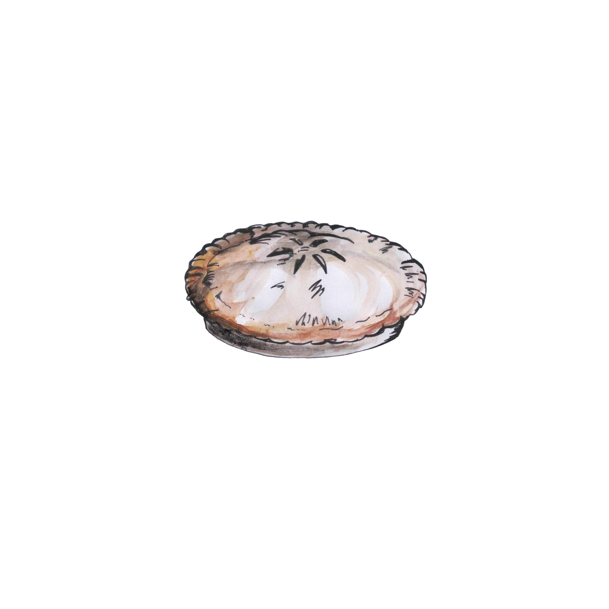 Whole Cherrie Pie