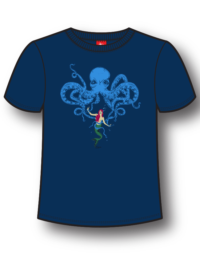 Atargatis and the Kraken