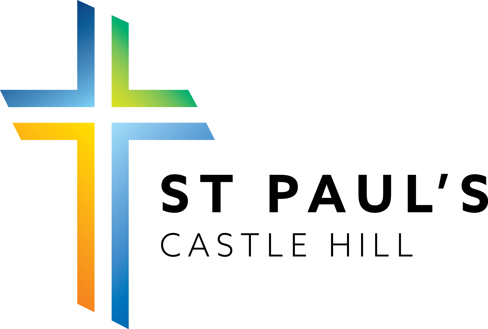 St Paul's Logo Colour Side.png