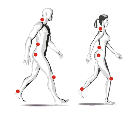 Tireless walking - Hard treading impact of walking constantly puts a strain on the whole body. Joints, vertebrae and the spine are subject to this unnatural stress while walking on hard surfaces for a lifetime.Special shock absorbers in the heel and the soft, shock absorbing SOFT-AIR midsole in all MEPHISTO shoes and sandals reduces this damaging impact to an absolute minimum.