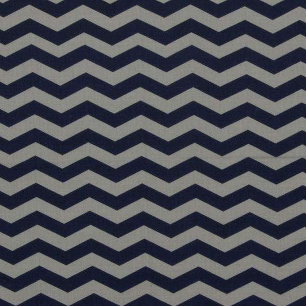 Lazy Chevron blue