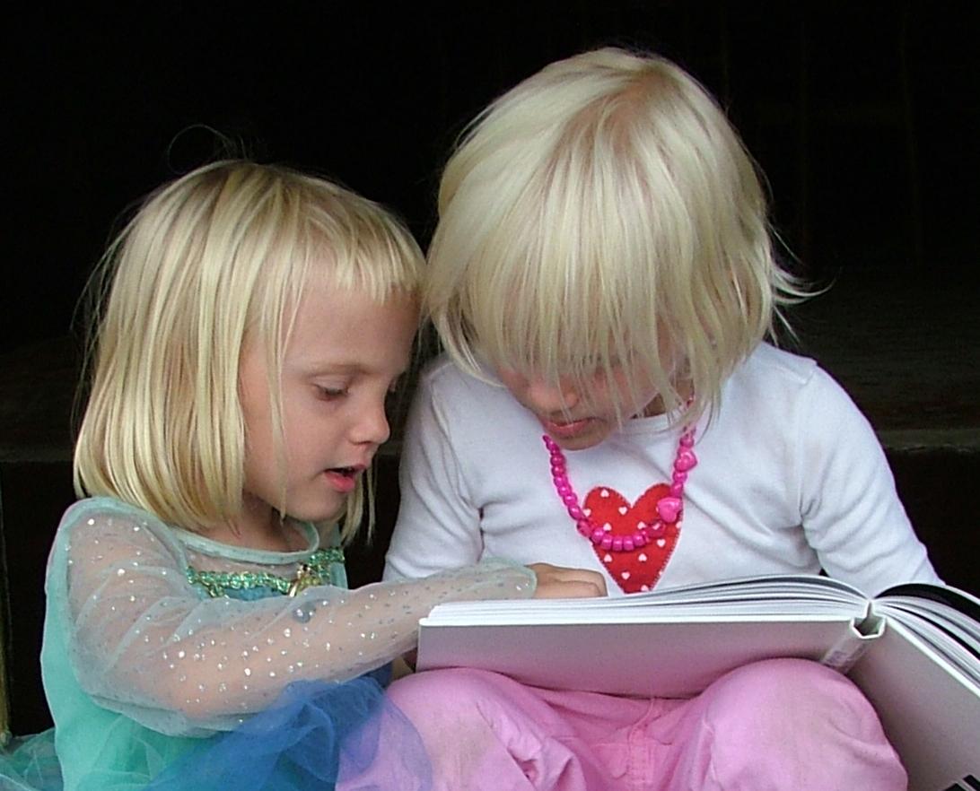 Bright Star Speech Children Reading