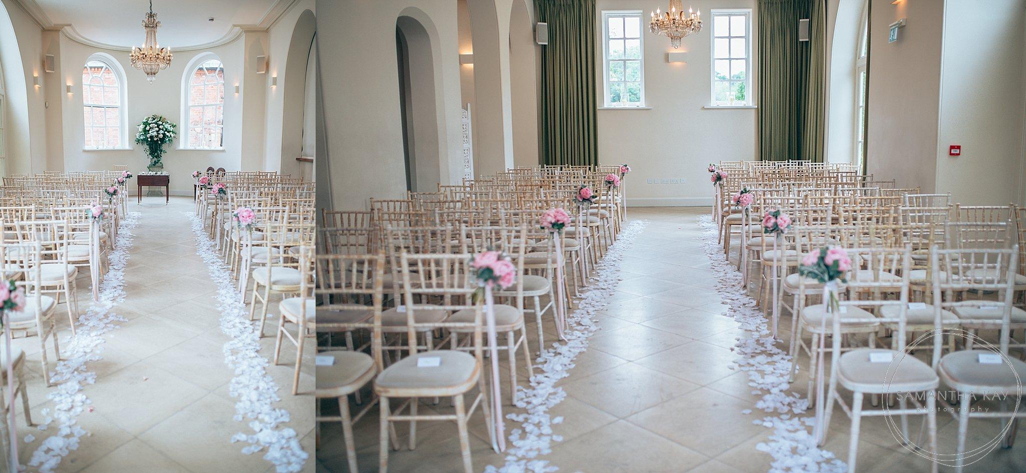 Iscoyd Park wedding venue