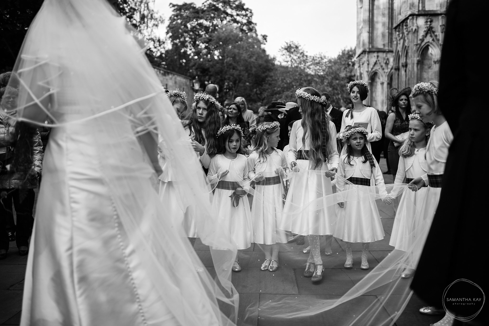 Black and white wedding photogrpahy