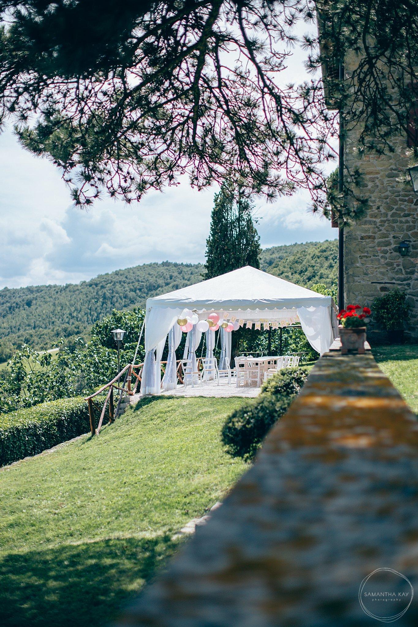 Italy wedding venue