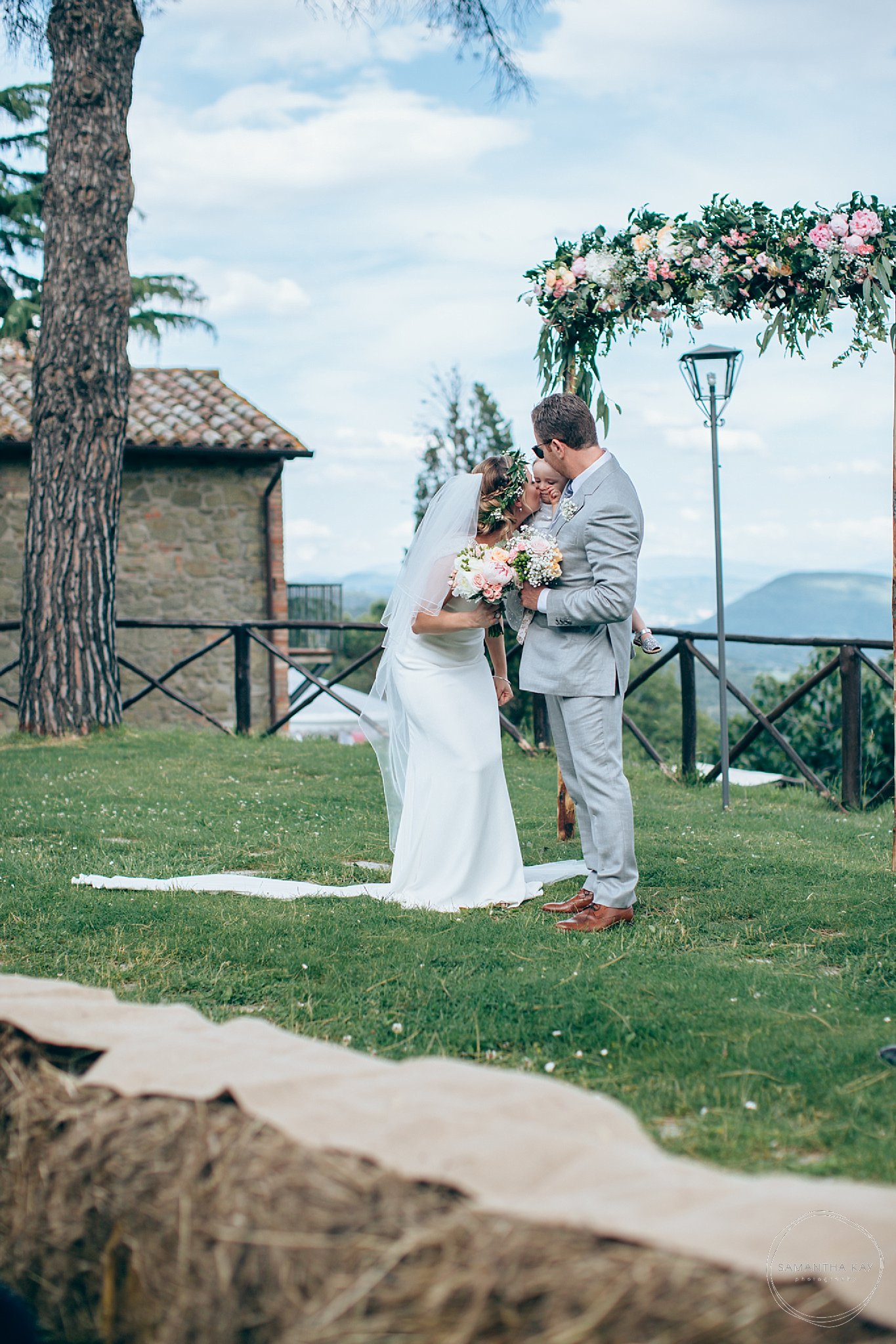 Casa Bruciata wedding venue