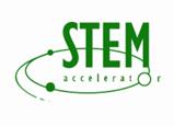 Stem accelerator logo