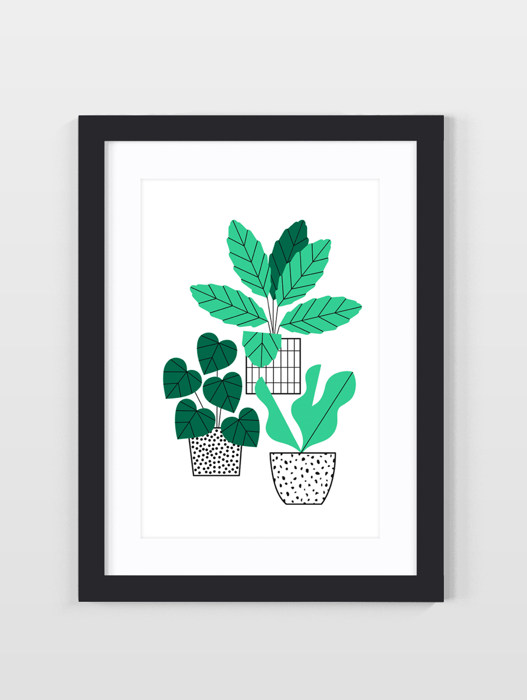 House Plants by Sarah Abbott