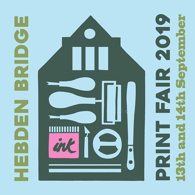 We are back on the markets tonight and tomorrow all day at Hebden Bridge  Come and say hello and get your hands on all our new prints 🎨  #printingpositivechange #endhomelessness #hebdenbridge #events #outdoorcity #prints #artist #fair #fun