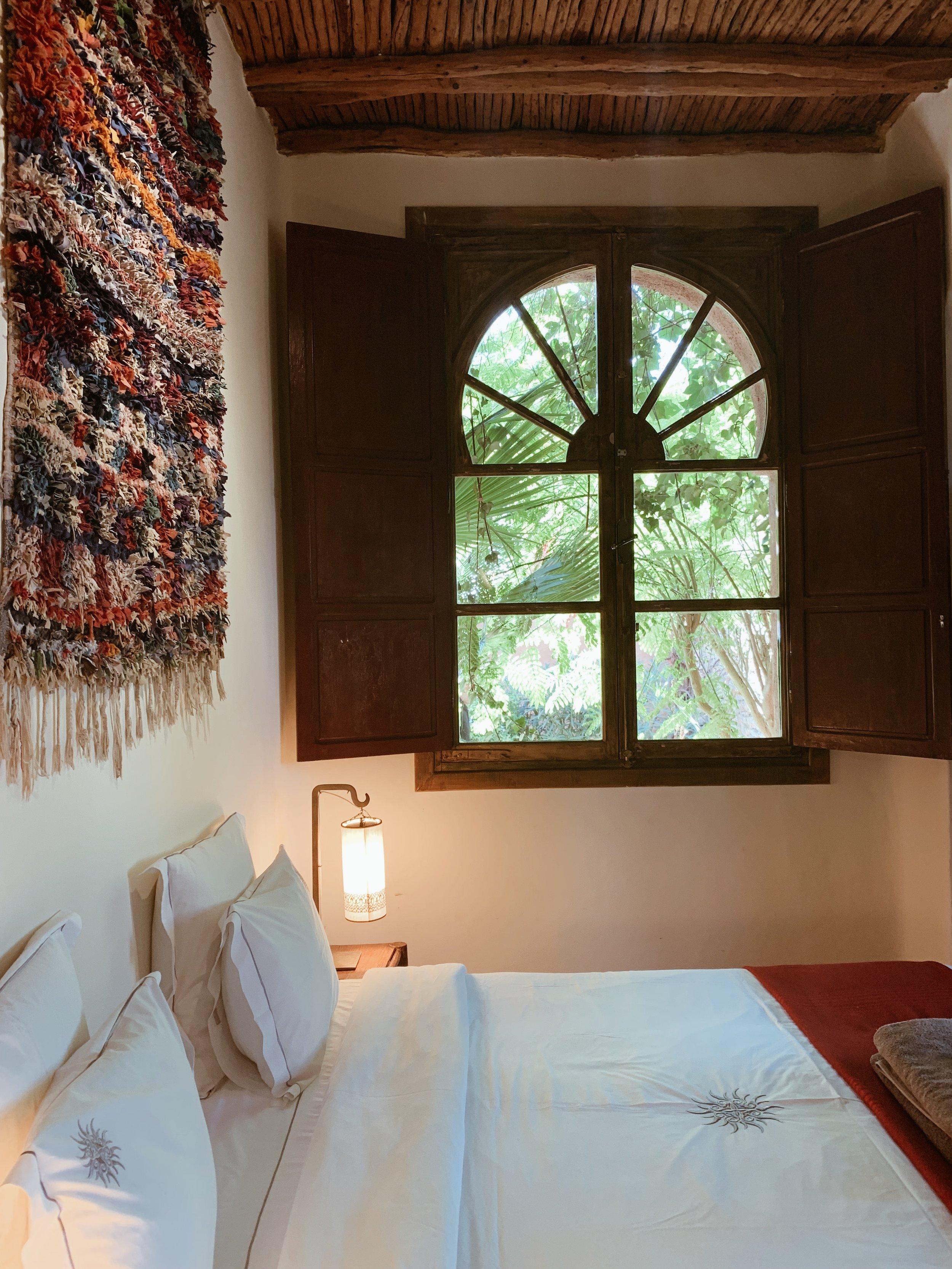the best bedroom - Realmente las 24h que pasamos en Jardin des Douars fueron mágicas.