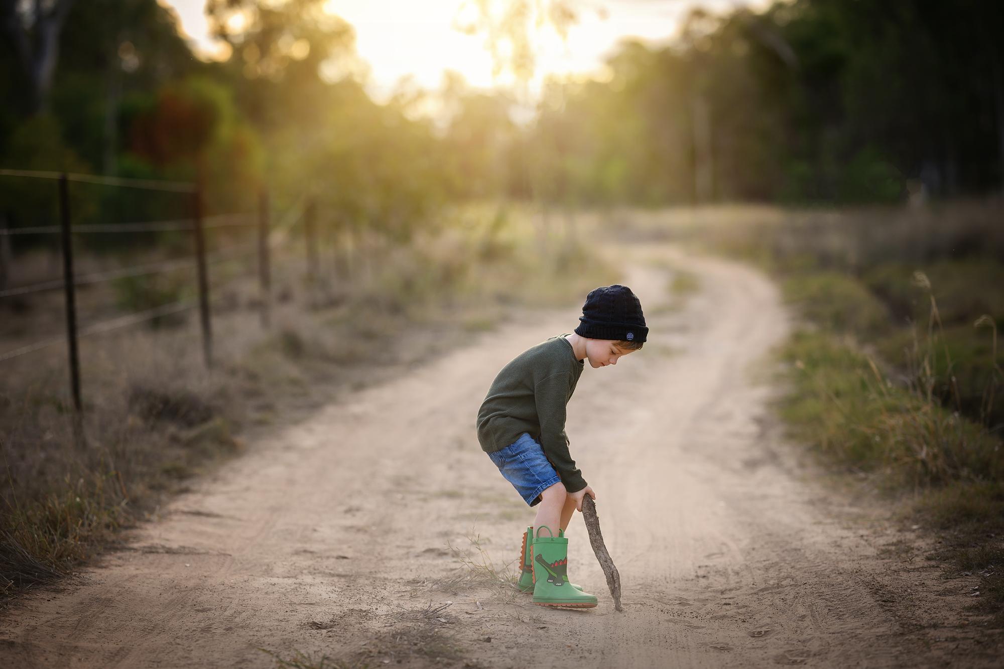 Brisbane children's photographer
