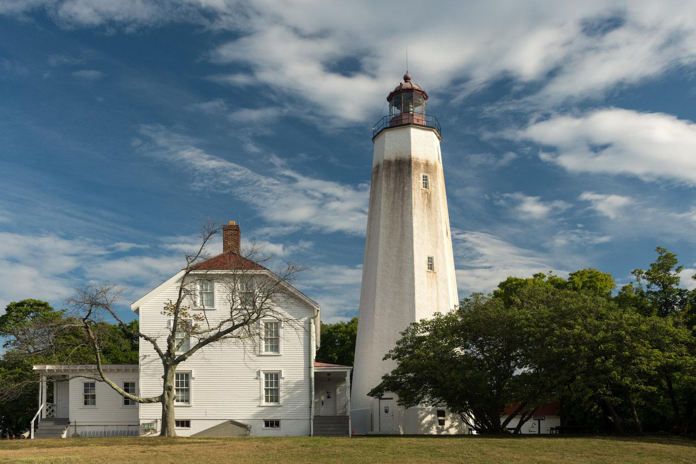 Sandy Hook Lighthouse — Iepson