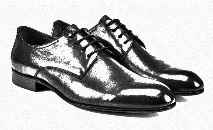 Bespoke is about embracing the whole process of creating a pair of fine leather footwear.