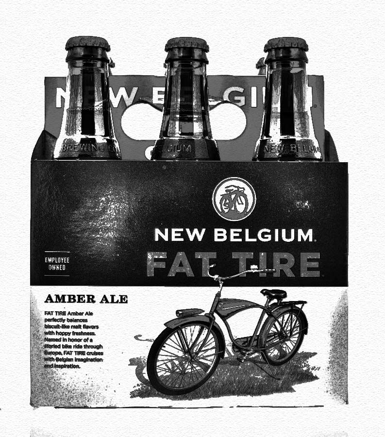 Fat Tire is the ideal example of an exceptional American-made Belgian Ale.