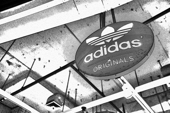 The Adidas Gazelle is one of the original elements of the Adidas story.