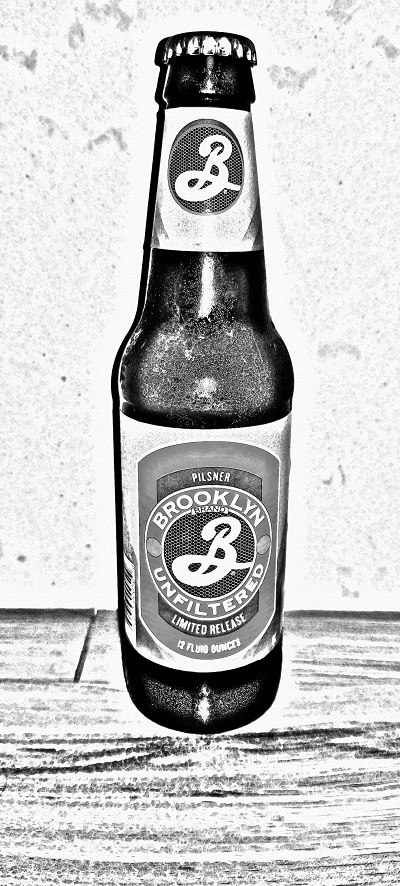 Brooklyn Brewery's Pilsner has great form and won't get you so faded.
