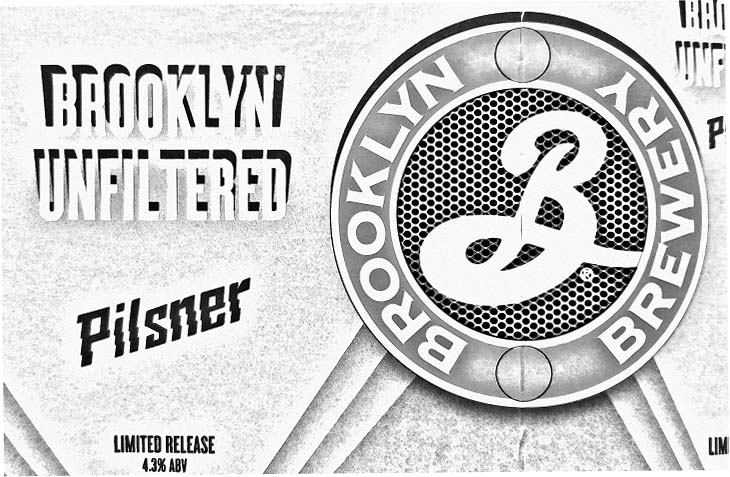 Brooklyn Brewery's Unfiltered Pilsner