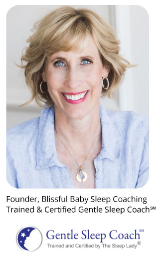 Founder, Blissful Baby Sleep Coaching – Trained and Certified Gentle Sleep Coach℠