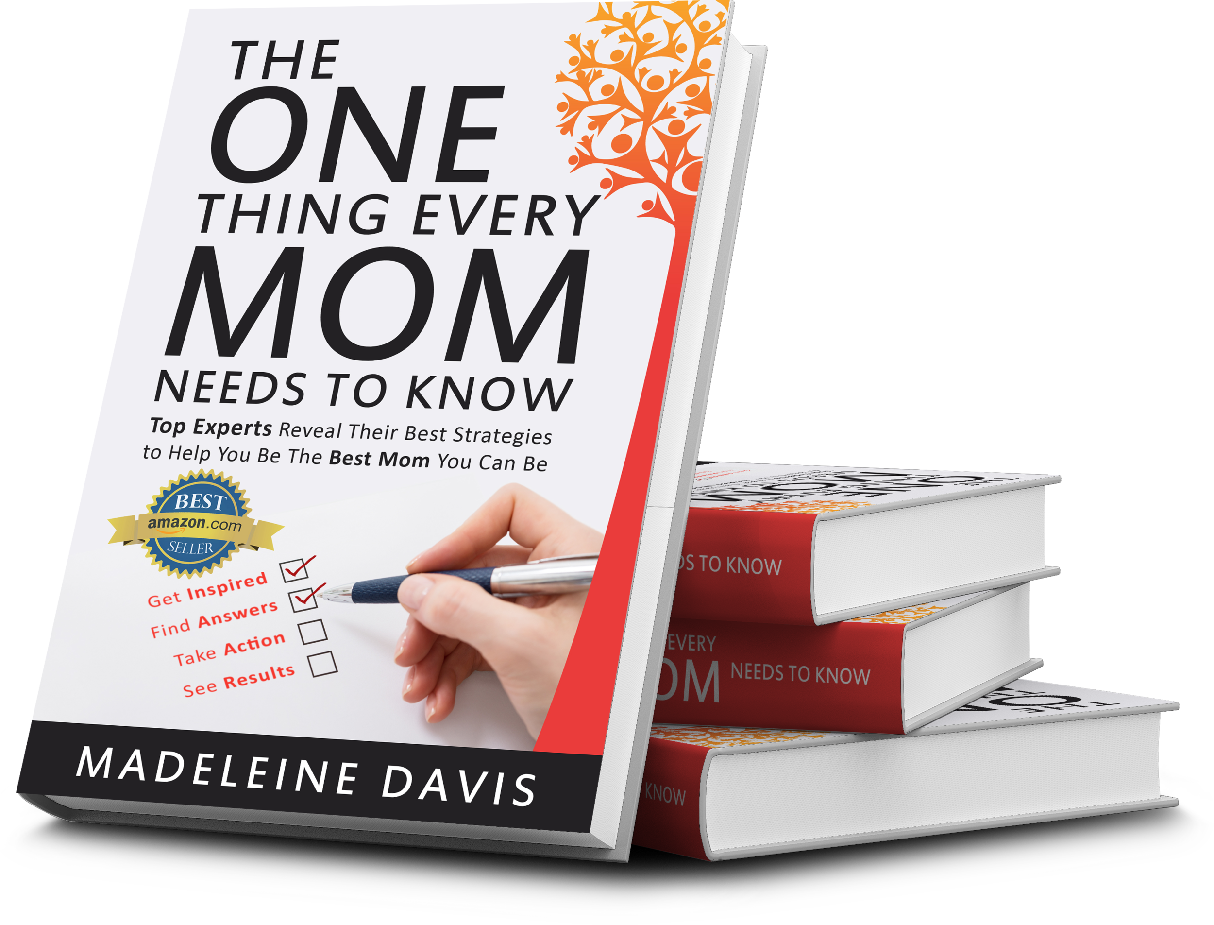 The One Thing every Mom needs to know_Bestseller2.png