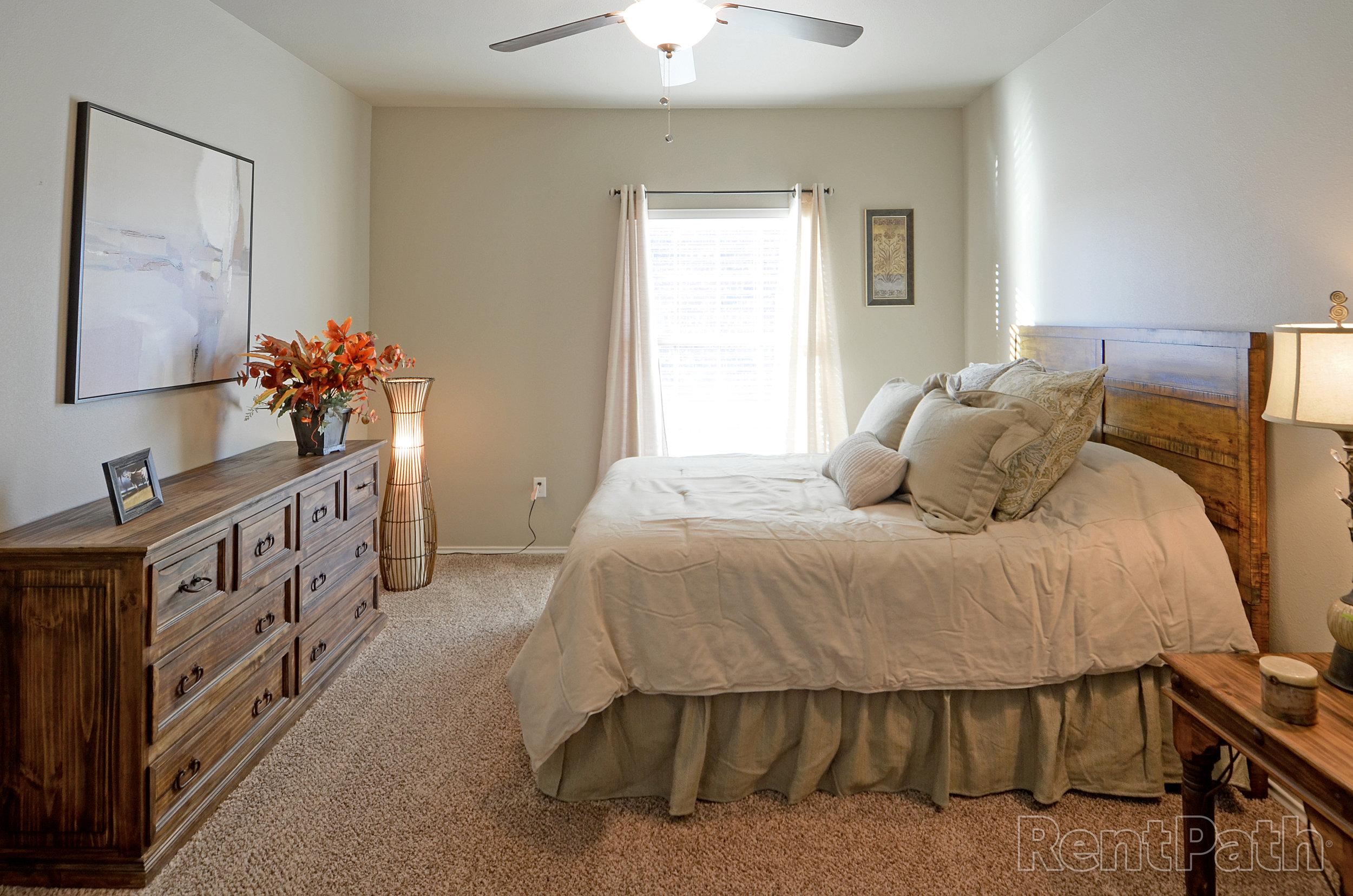Clydesdale Floor Plan - Bedroom 1