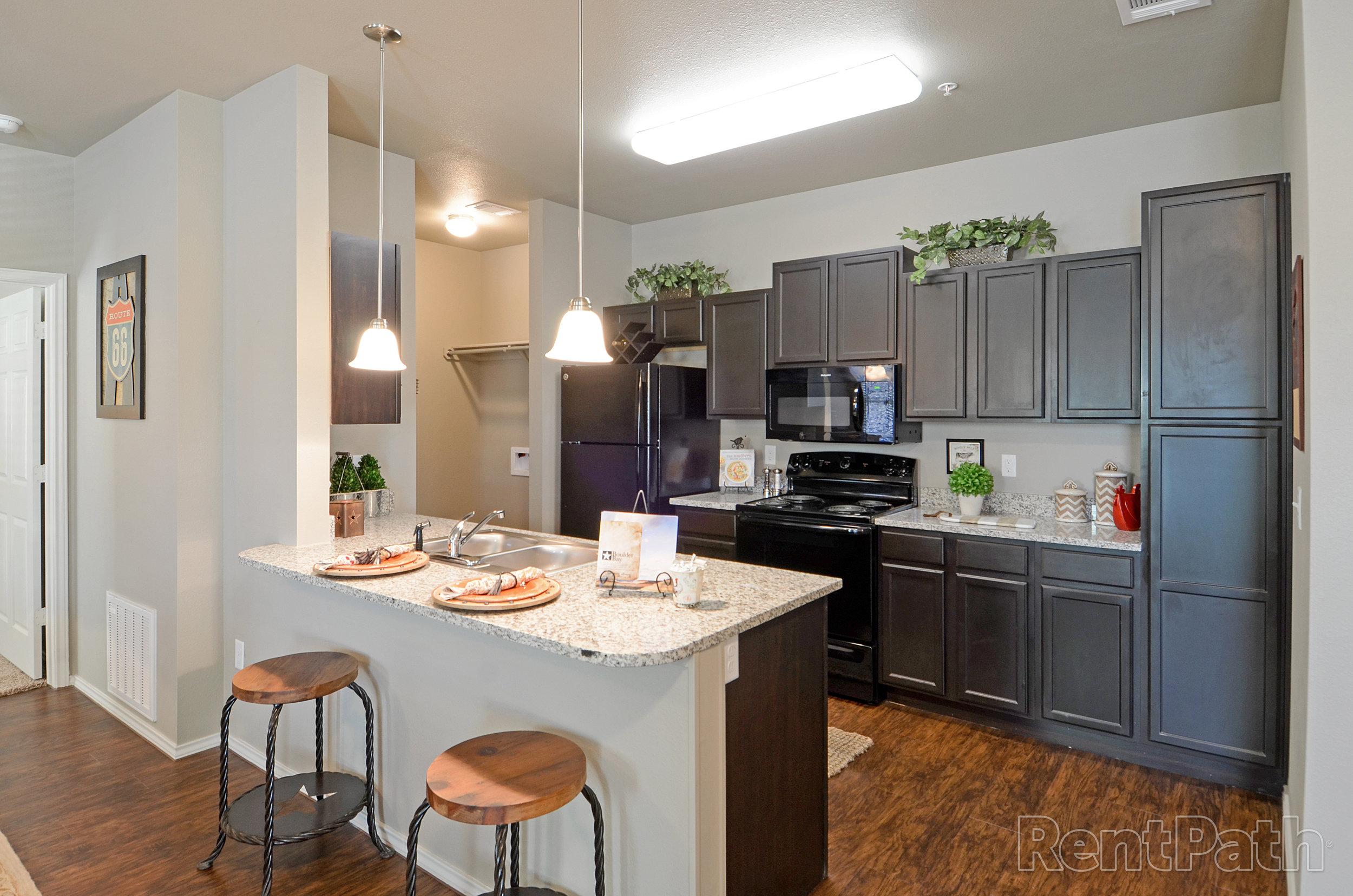 Clydesdale Floor Plan - Kitchen