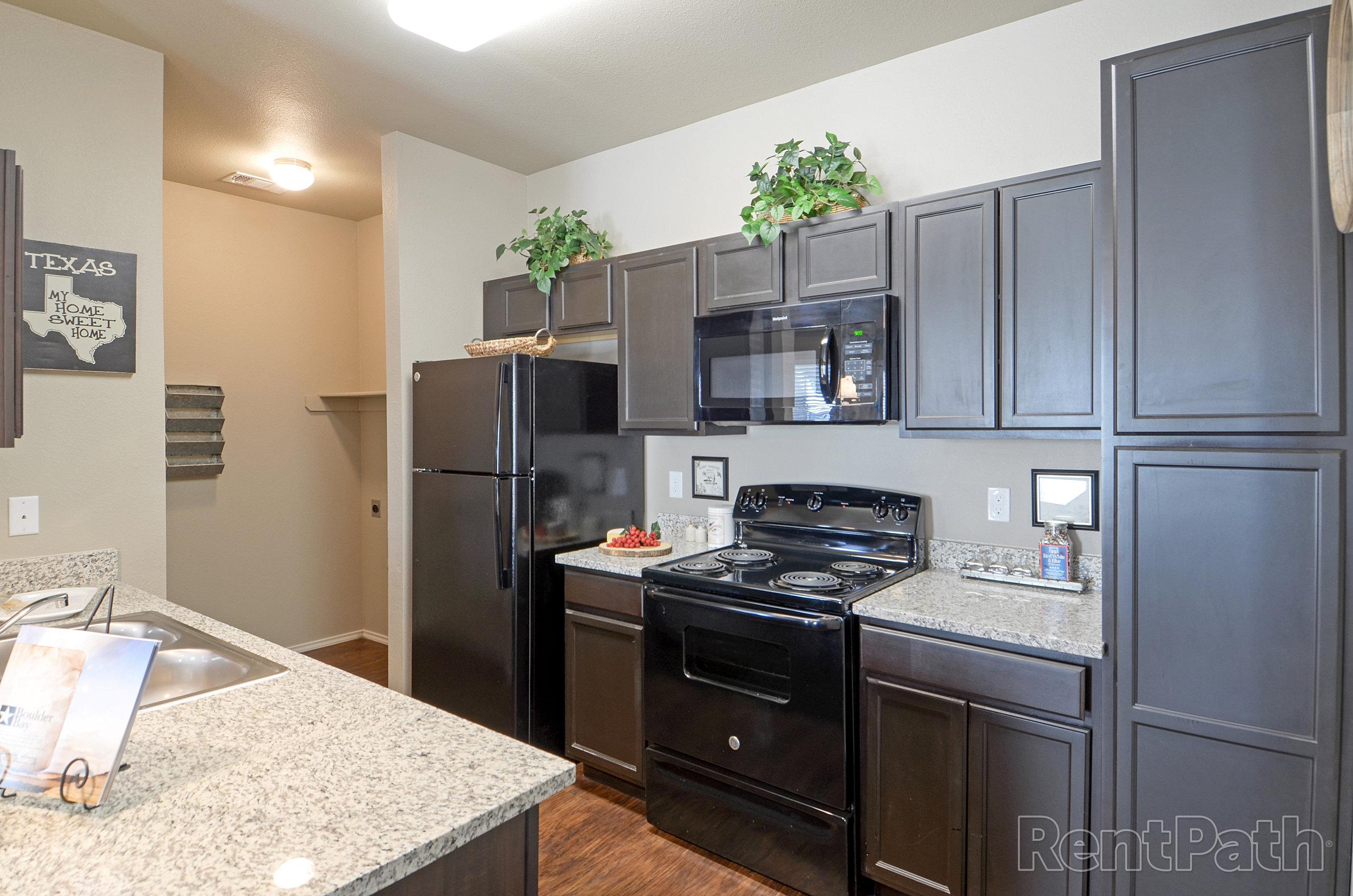 Stallion Floor Plan - Kitchen