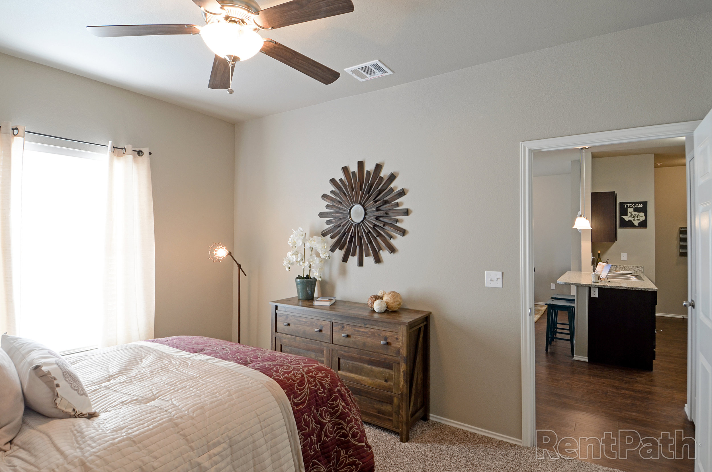 Stallion Floor Plan - Bedroom