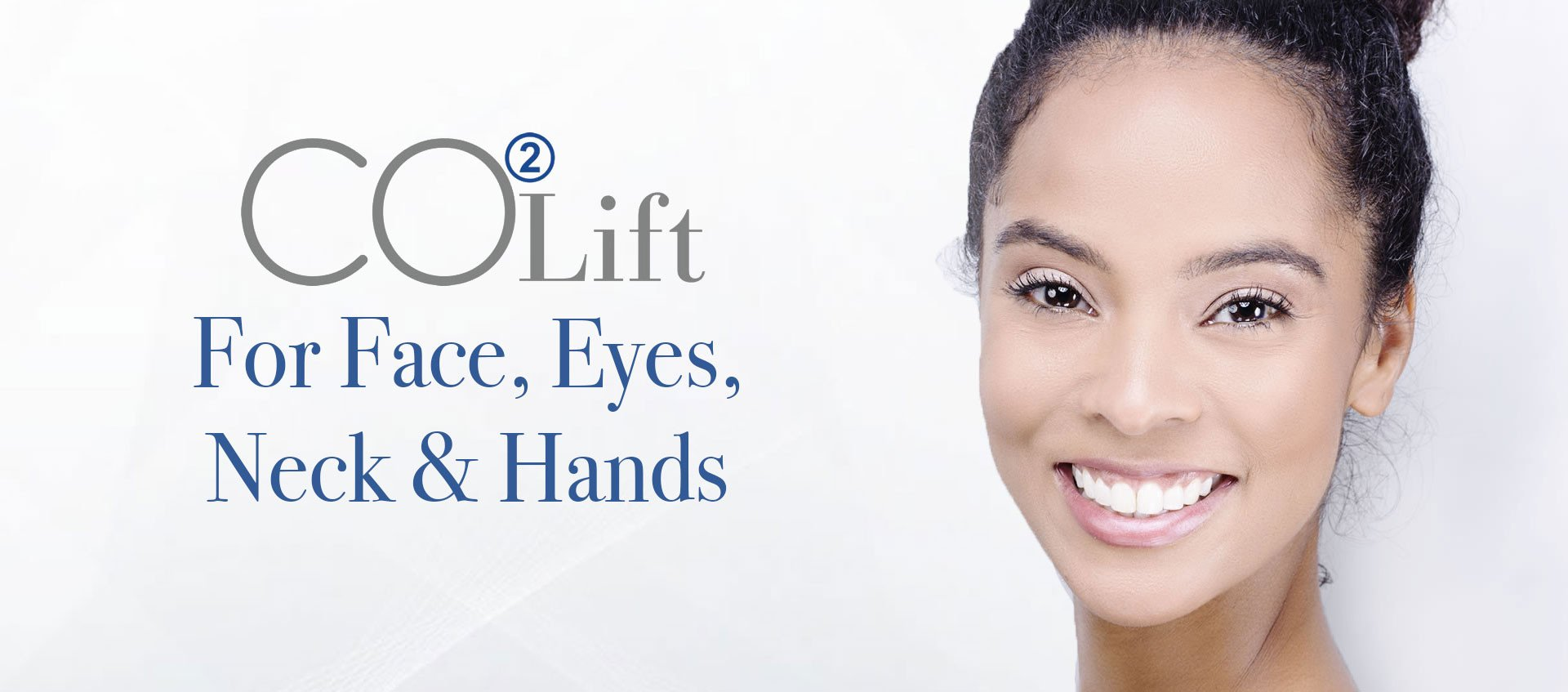 CO2Lift: For Face, Eyes, Neck & Hands