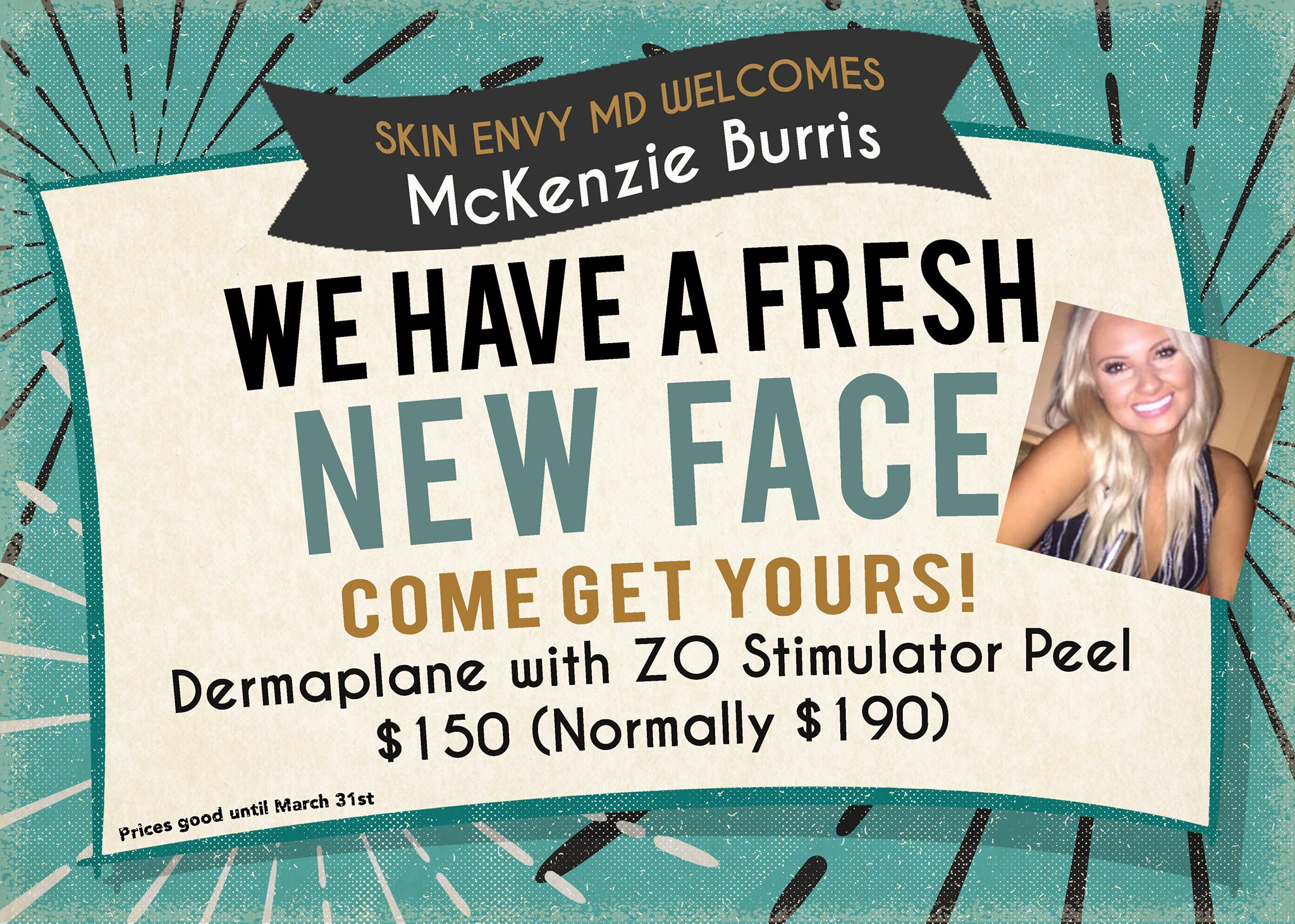 McKenzie Fresh New Face - by Skin Envy MD Nashville.jpg