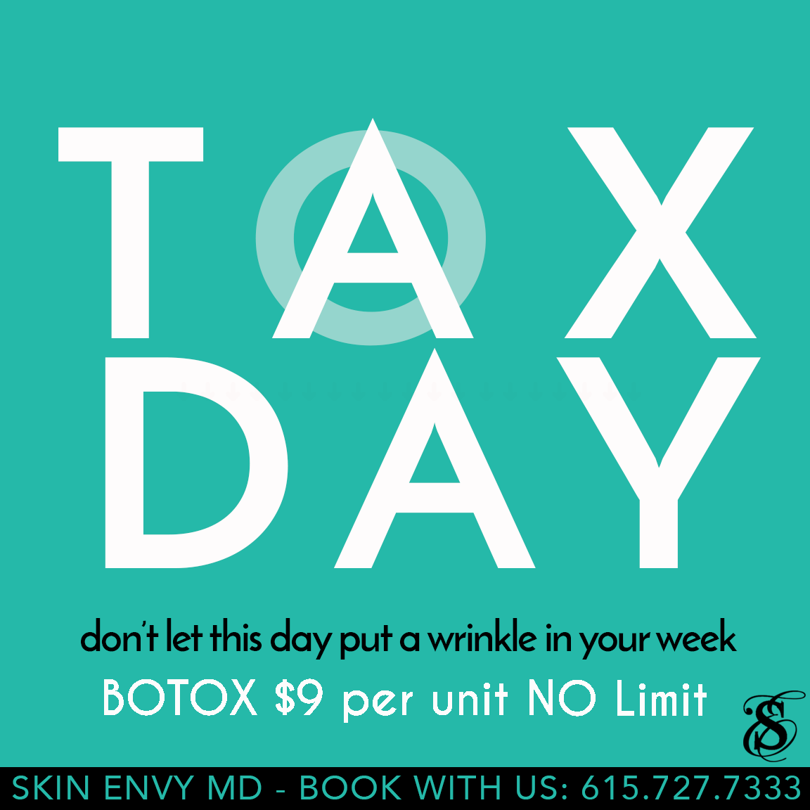 Tax Day - by Skin Envy MD Nashville.png