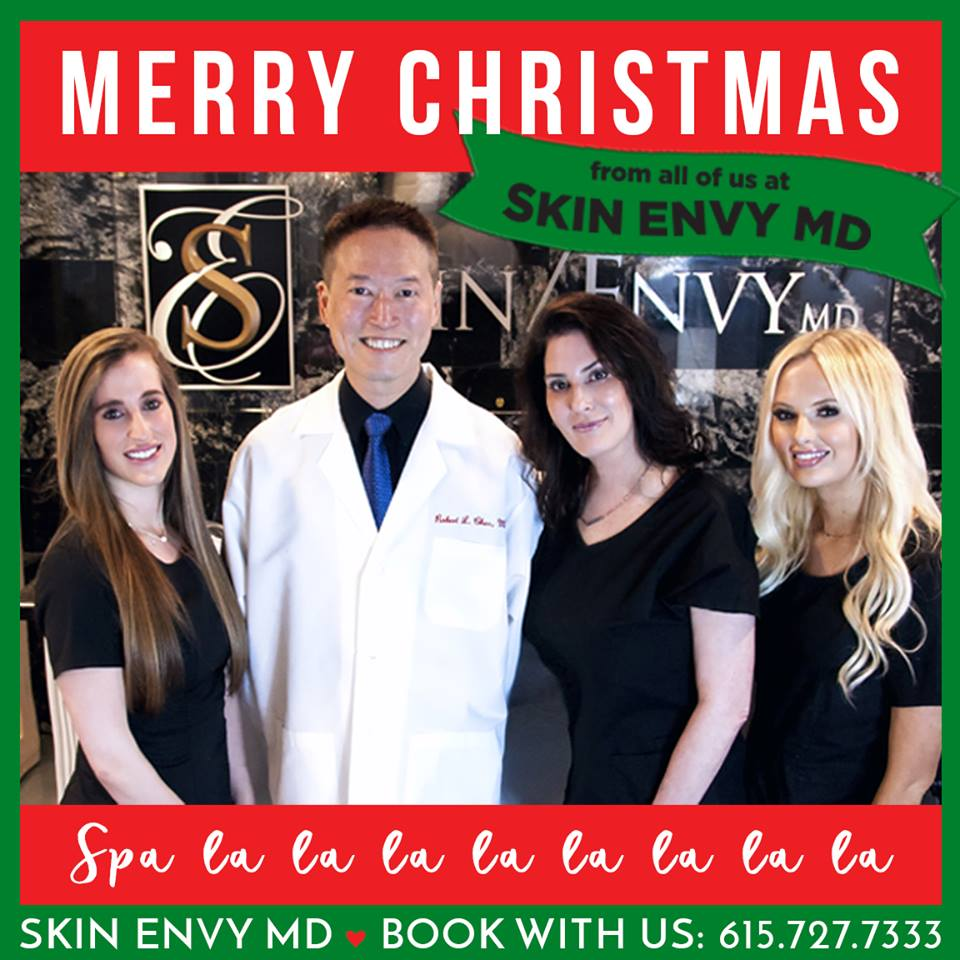 Merry Christmas from all of us at skin envy md - Botox Dysport Juvederm Restylane by Skin Envy MD Nashville.jpg