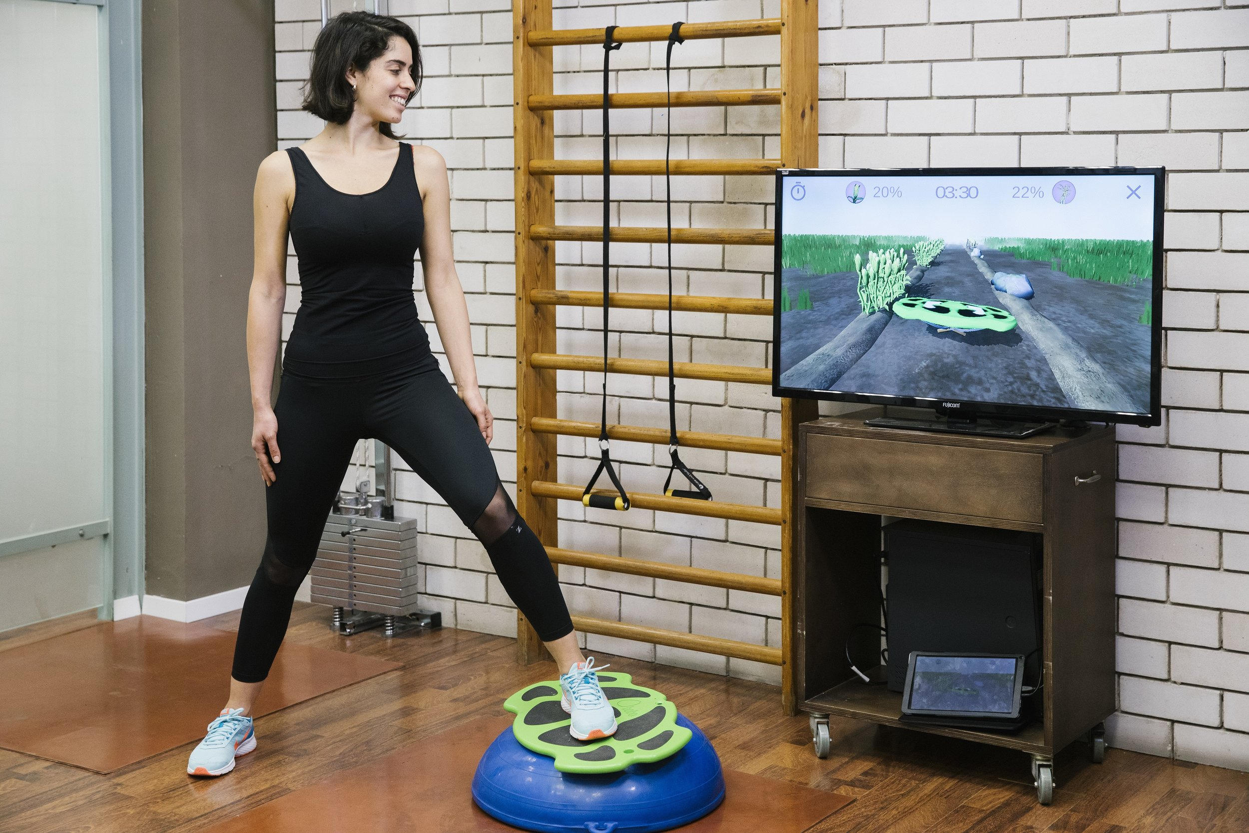 Weight Bearing + Mobility Exercise