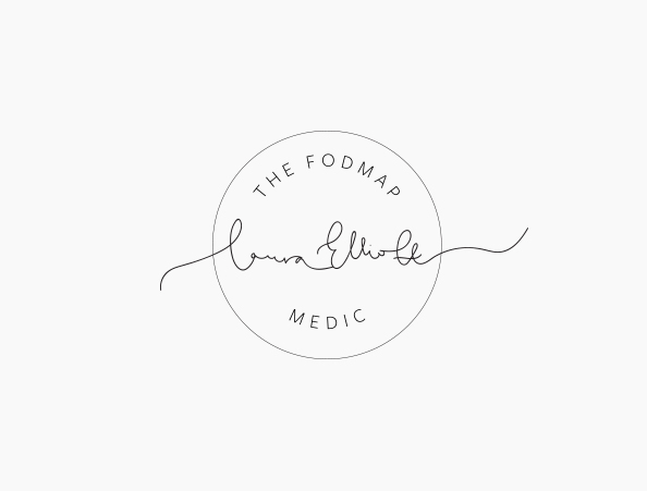 FODMAP Medic - Logo Design | Website Design