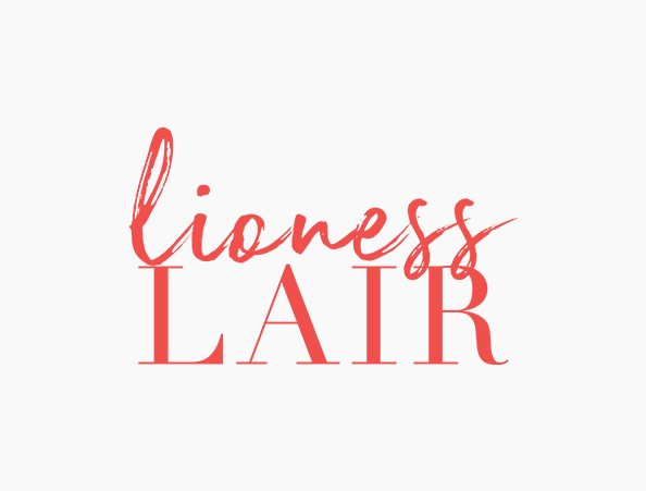 Lioness Lair - Logo Design | Art Direction | Website Design & Build | Social Media Branding