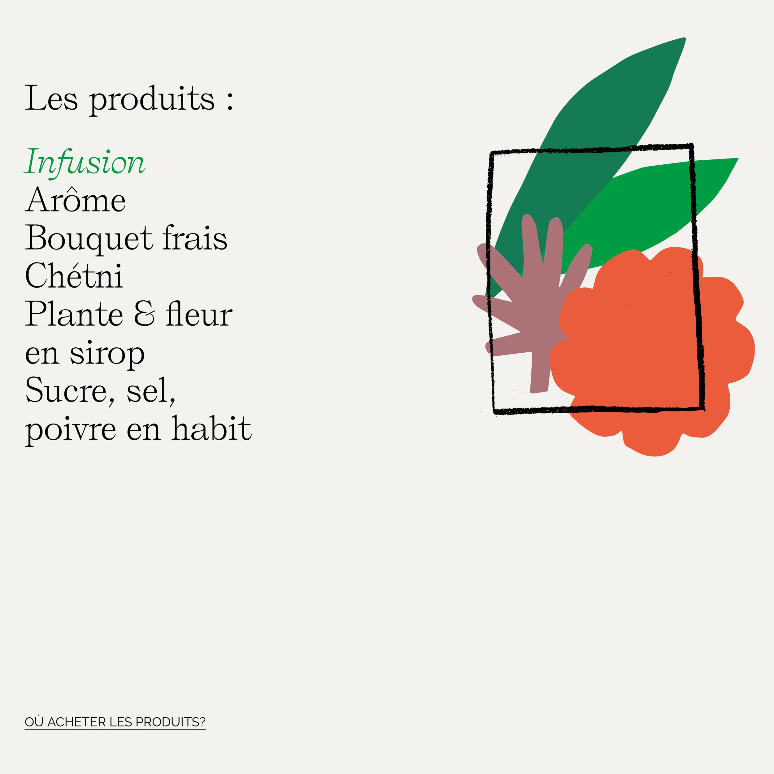 Épione Les Libaux  Fonts: Self Modern, Raleway