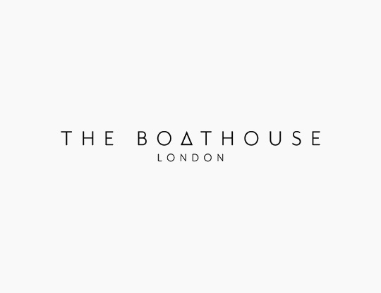 The Boathouse London - Logo Design | Website Design & Build | Icon design