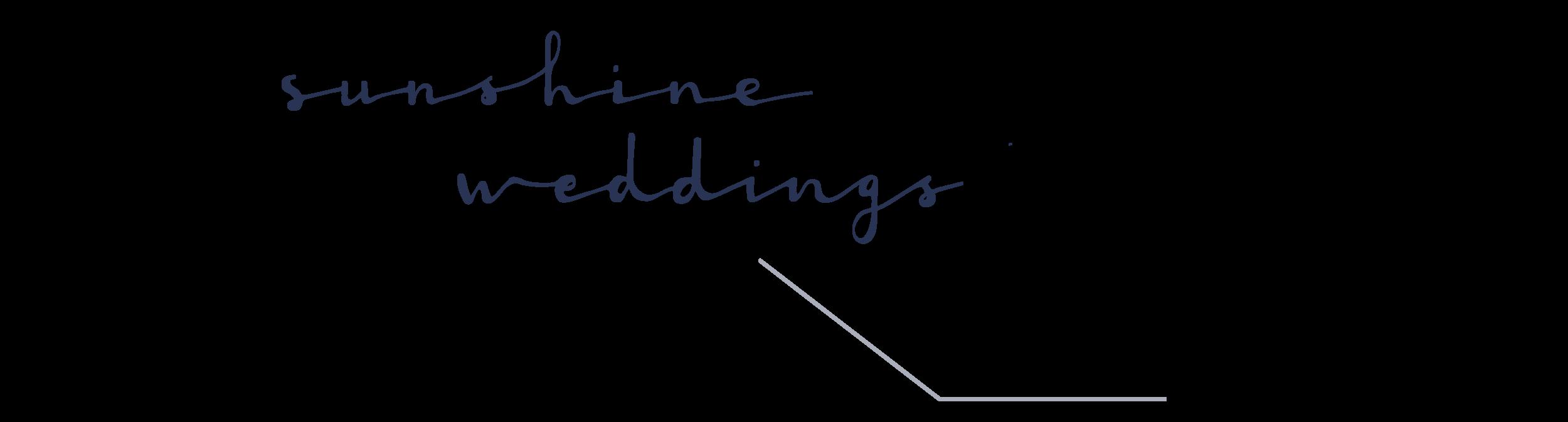 Sunshine Weddings Spain