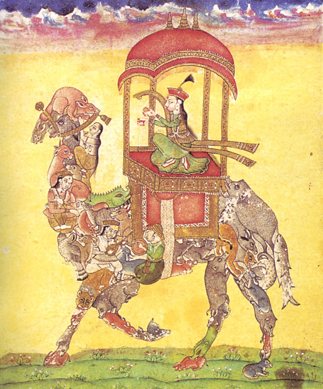 Mughal art